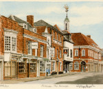 Farnham - The Borough