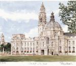 Cardiff - City Hall