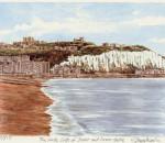 Dover - White Cliffs & Castle