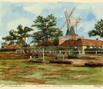 Wimbledon Common - Windmill