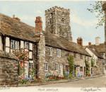 Much Wenlock - Cottages