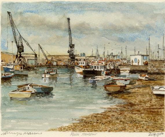 PB0917 Poole Harbour