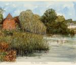 Cobham - The Mill