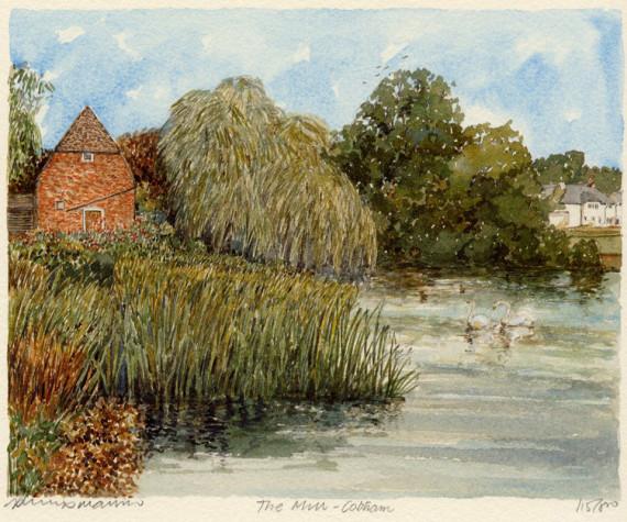 PB0924 Cobham - The Mill