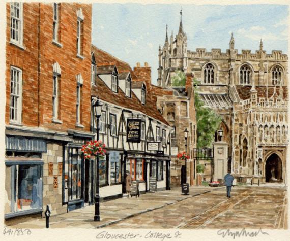 PB0934 Gloucester - College St