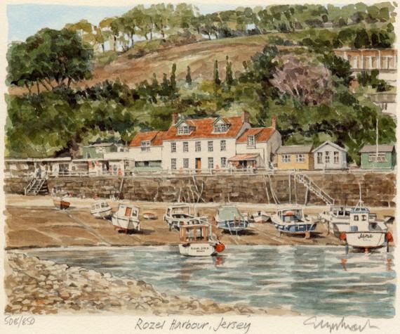 PB0950 Jersey - Rozel Harbour