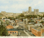 Durham - panorana