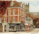 Shrewsbury -  Street Scene