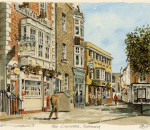 Richmond - The Cricketers