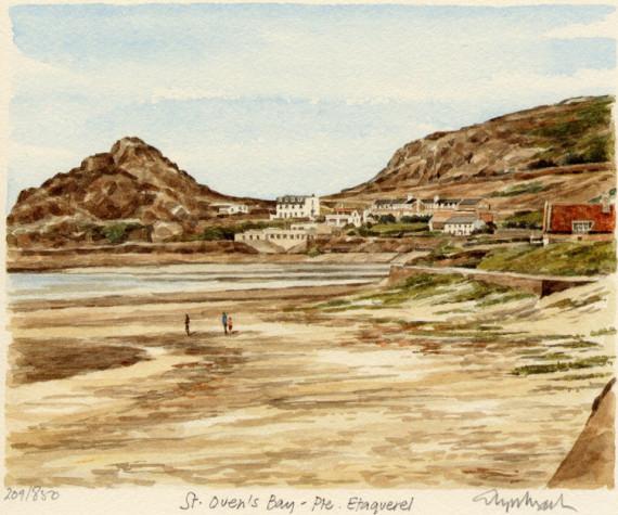 PB0962 St Ouen's Bay