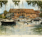 Eling - Tide Mill
