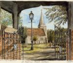 Cobham - St Andrews Church