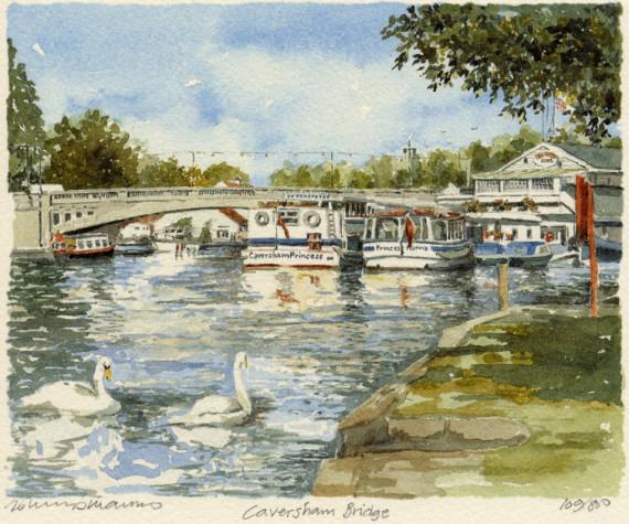 PB0999 Caversham - Bridge