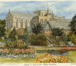 Bury St. Edmunds - Abbey Grdns