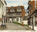 Bridgnorth - Bishop Percy's House