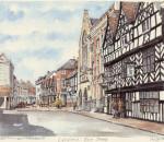 Lichfield - Bore Street