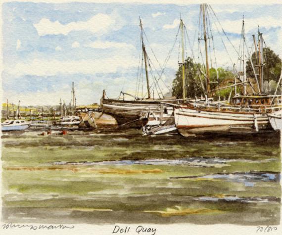 PB1024 Dell Quay