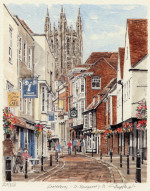 Canterbury - St Margarets St