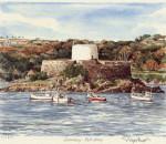 Guernsey - Fort Grey