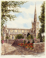 Frome - Church