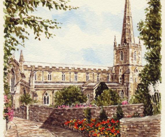 PB1043 Frome - Church