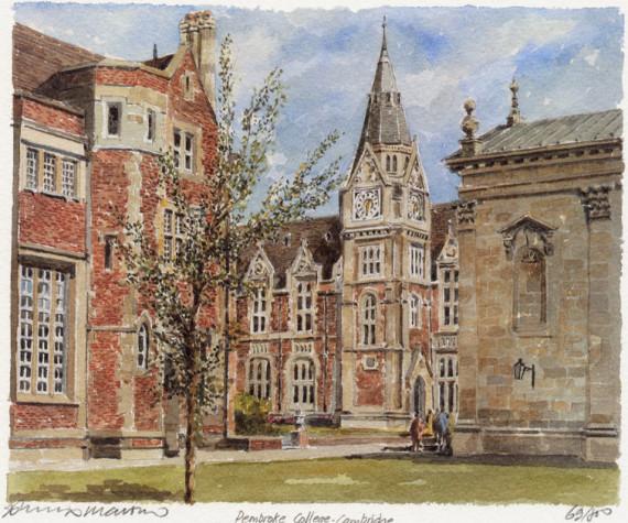 PB1058 Pembroke College