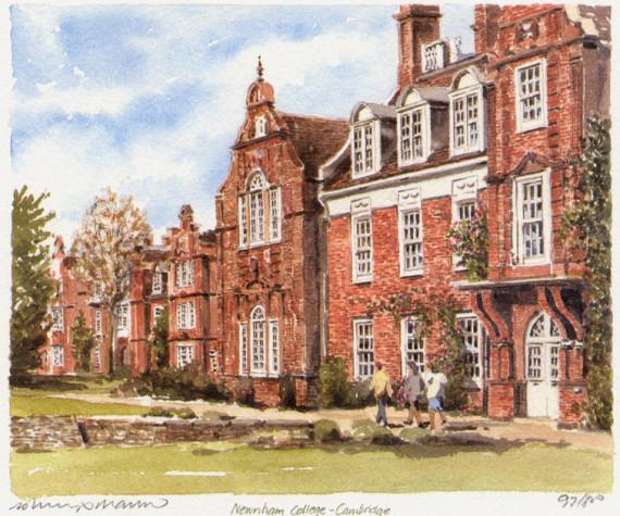 PB1066 Newnham College