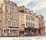 Oxford - Blackwell's Bookshop