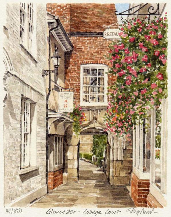Gloucester- College Court