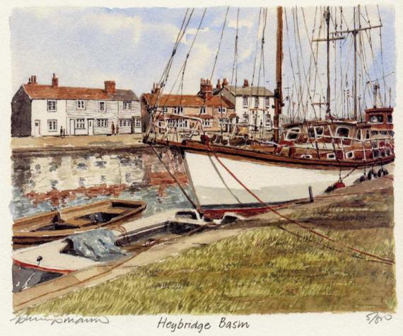 PB1081 Heybridge Basin