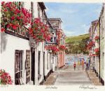 Salcombe - Street Scene