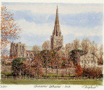 Chichester Cathedral - South