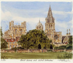 Christ Church & Oxford Cathedral