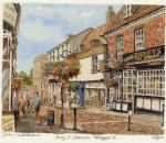 Bury St. Edmunds - Abbeygate St