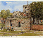 Leicester - Jewry Wall