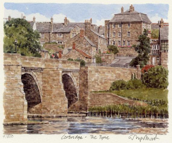 PB1115 Corbridge - R Tyne