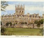 Oxford - Merton College