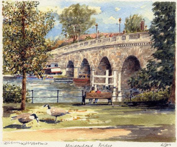 PB1147 Maidenhead Bridge (2)