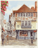 Canterbury Sun St