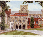 Winchester The Deanery