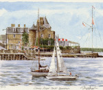 Cowes - Royal Yacht Squadron