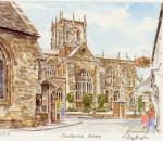 Sherborne Abbey