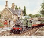 Severn Valley Railway- Upper Abbey