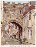 Salisbury High St Gate