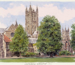Canterbury Cathedral (N.Lscpe)