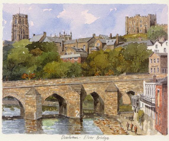 PB1202 Durham - Elver Bridge