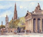 Edinburgh - Princes St