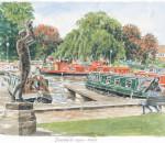 Stratford - Canal Basin