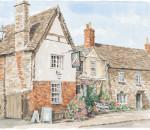 Lacock George Inn