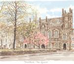 Tavistock - Square